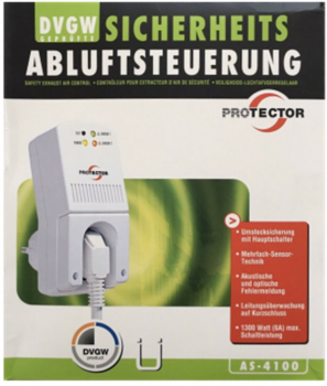 ABLUFTSTEUERUNG AS 4100