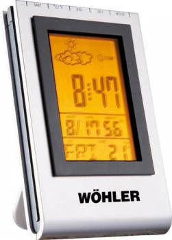 WÖHLER THC 310 THERMO-HYGRO-CHECK