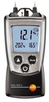 Material-, Luft- und Temperaturmessgerät testo 606-2